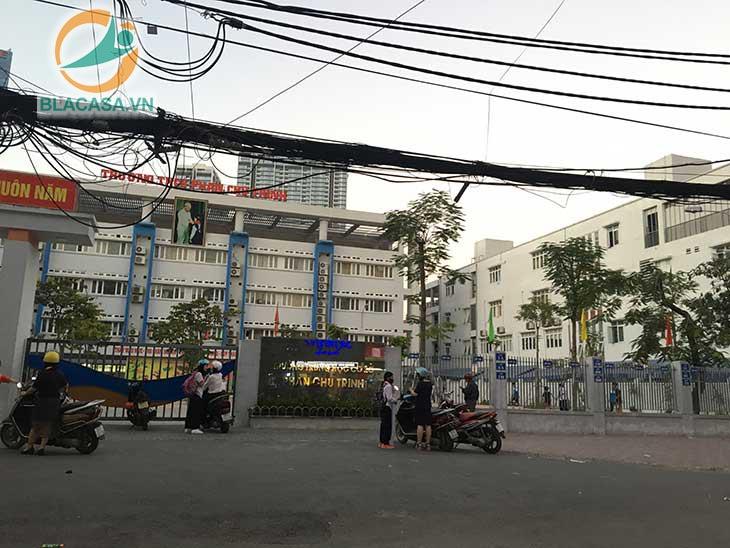 Trường trung học cơ sở phan chu trinh